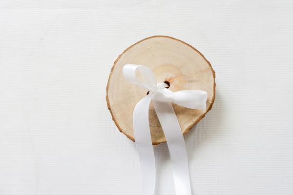 houten ringenschijf