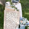 houten gastenboek bord gastenboeken gastenboek bruiloft