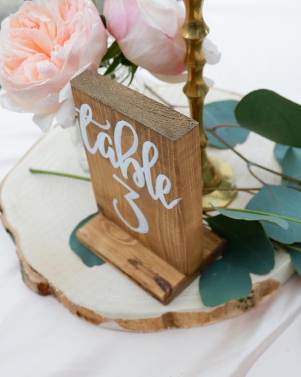 bruiloft decoratie brisked