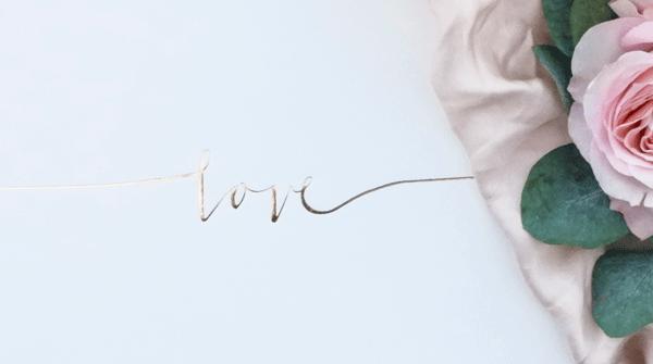 Close up Love